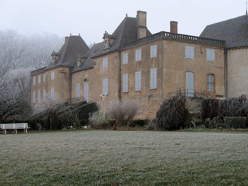 château de Monceau - Prissé (Saône-et-Loire)