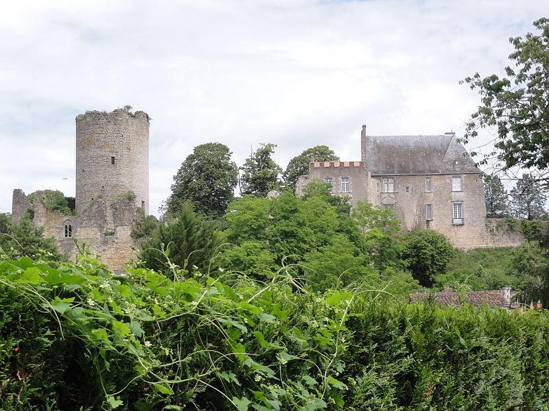 Image : Château de Montreuil-Bonnin