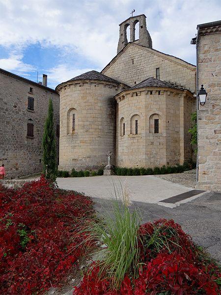 Chapelle Saint-Benoît de Chassiers