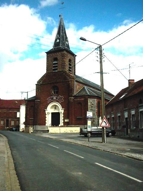 Église d'Elesmes