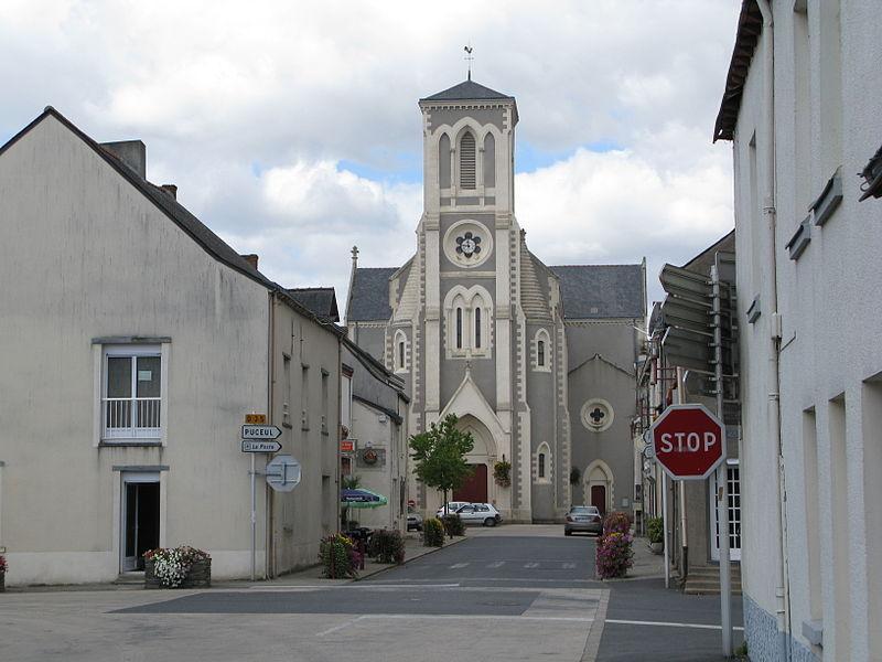 Eglise d'Abbaretz