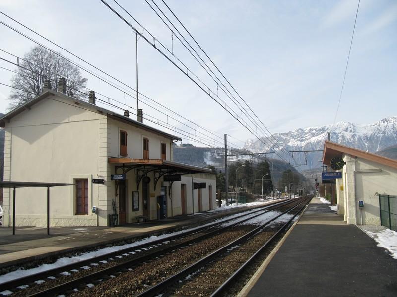 Gare d'Aiguebelle