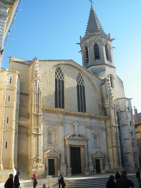 Cathédrale Saint Siffrein de Carpentras