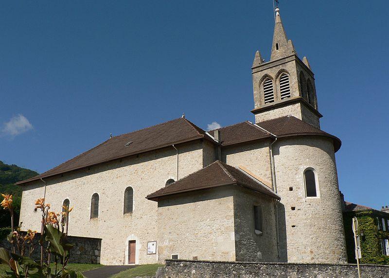 Eglise de Seyssins