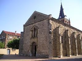 Église Saint-Roch et Saint-Nicolas
