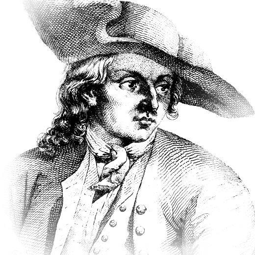 Portrait gravé de Louis mandrin