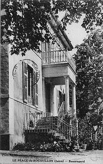 Maison de Raymond Saint-Prix