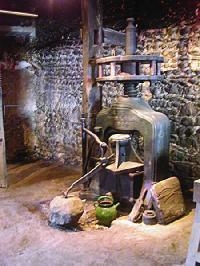 Moulin à l'huile de Sonnay