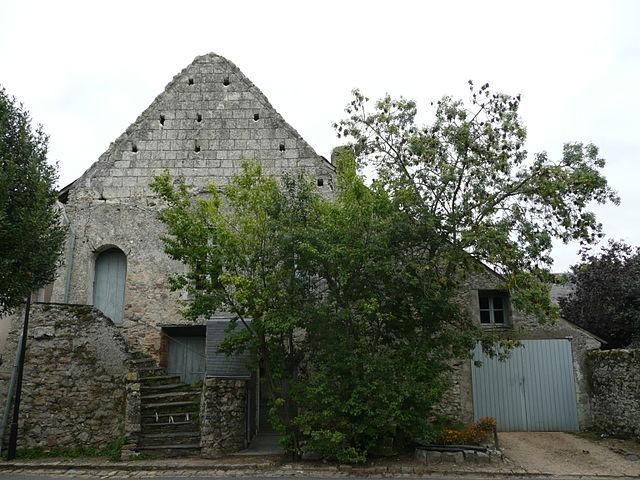 Ancienne salle seigneuriale de Briollay