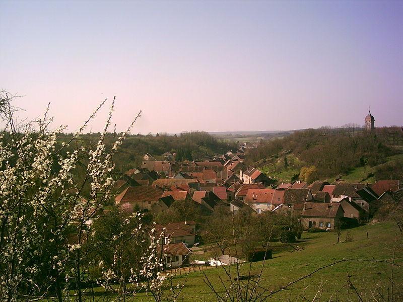 Bucey-lès-gy