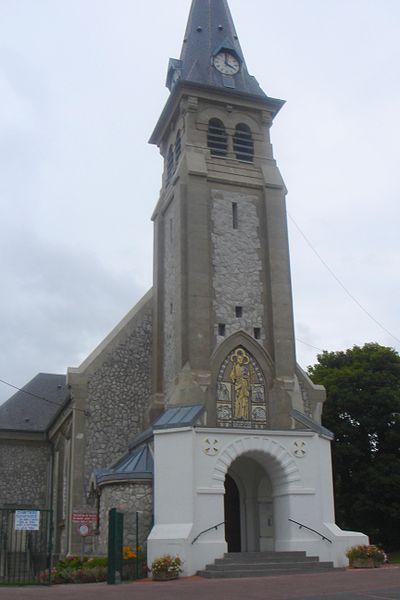 Eglise de Camiers