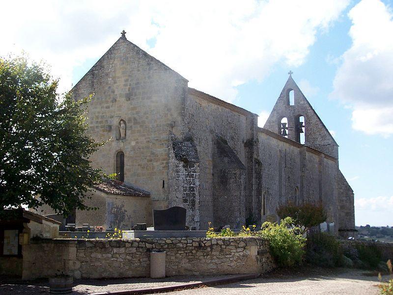 Église Notre-Dame de Castelviel