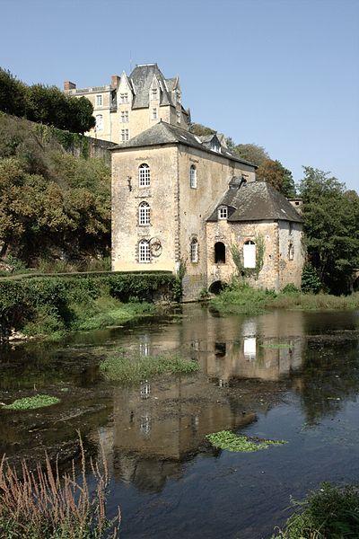 Moulin Thévalles de Chémeré-le-Roi