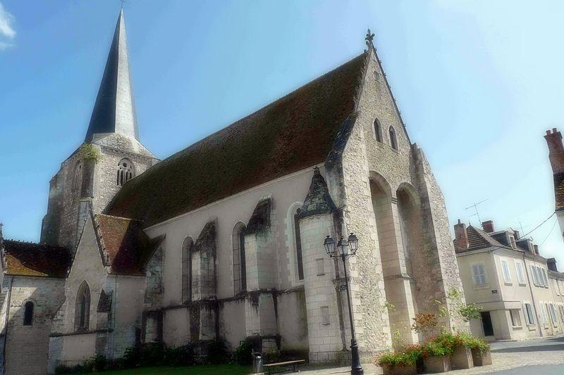 Eglise de Chabris