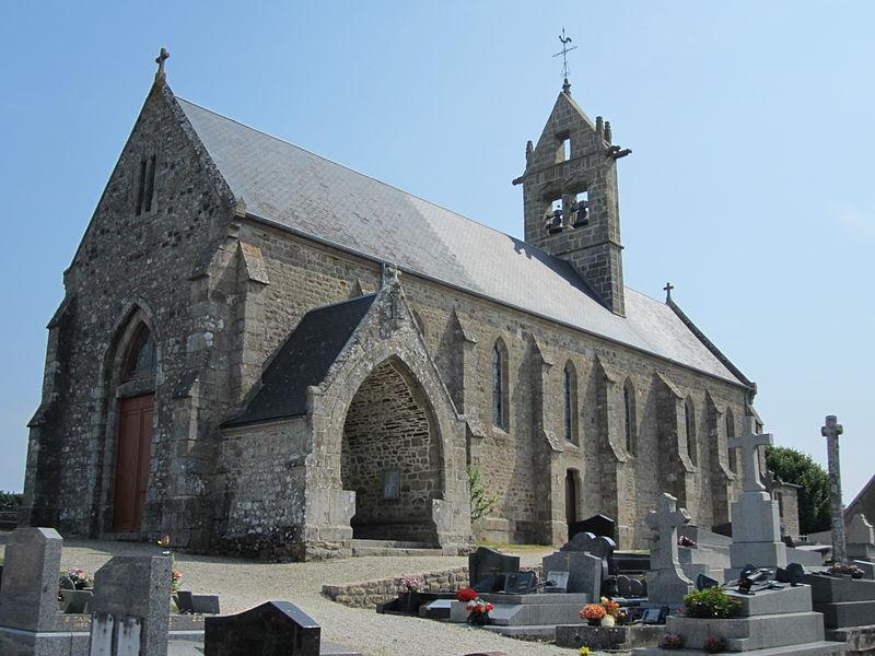 Église Saint-Vigor de Champeaux