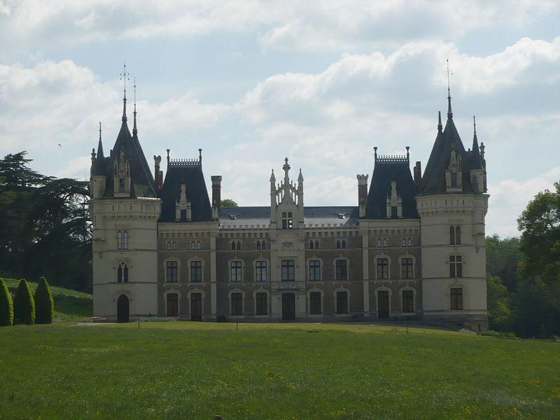Château de Chanzeaux