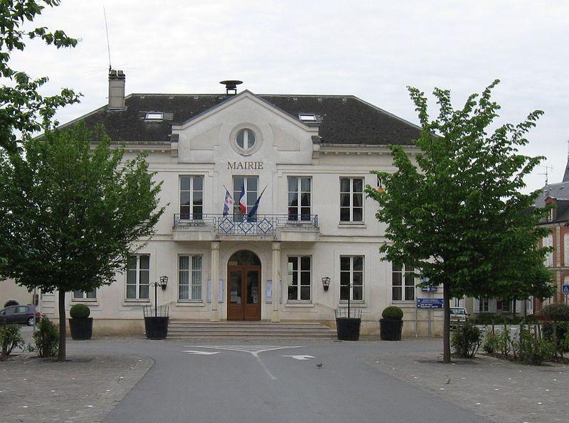 Mairie-école de Charly-sur-Marne