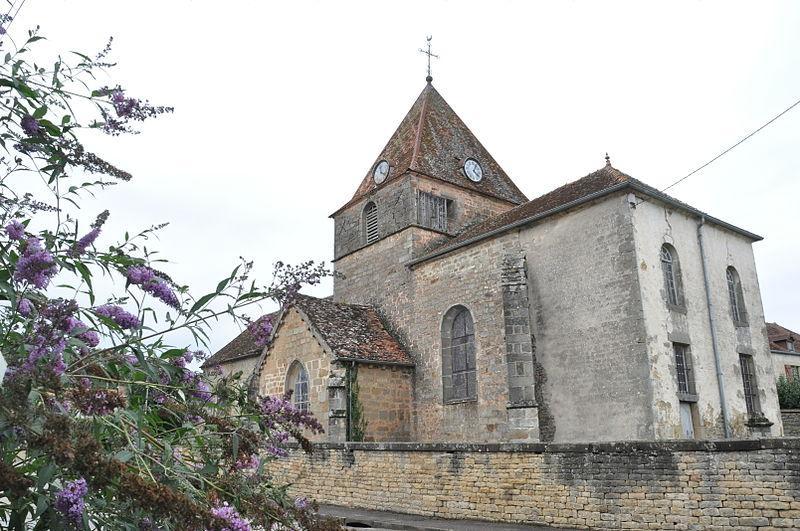 Chauvirey-le-Châtel - Église de la Nativité-de-Notre-Dame