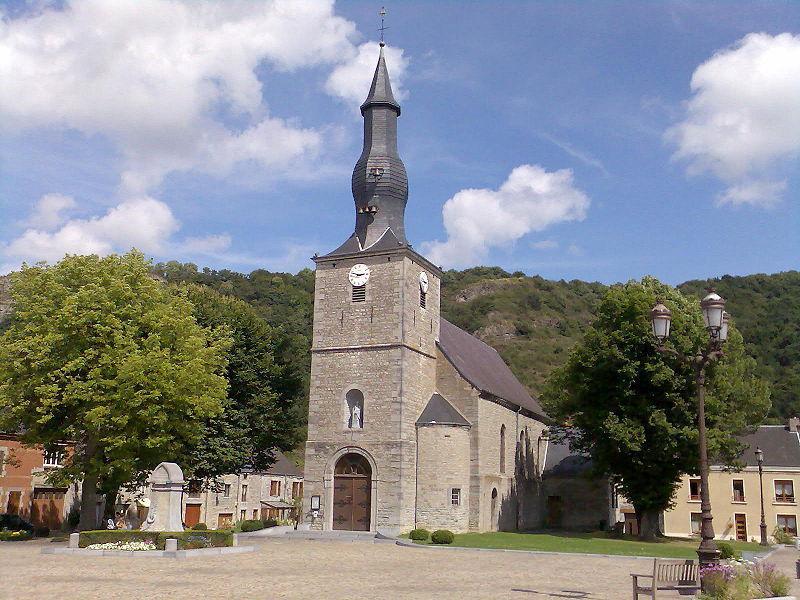 Eglise de Chooz
