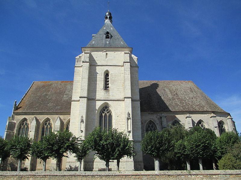 Église Saint-Pierre de Courville-sur-Eure