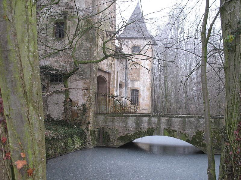 Château d'Estours - Crèches-sur-Saône