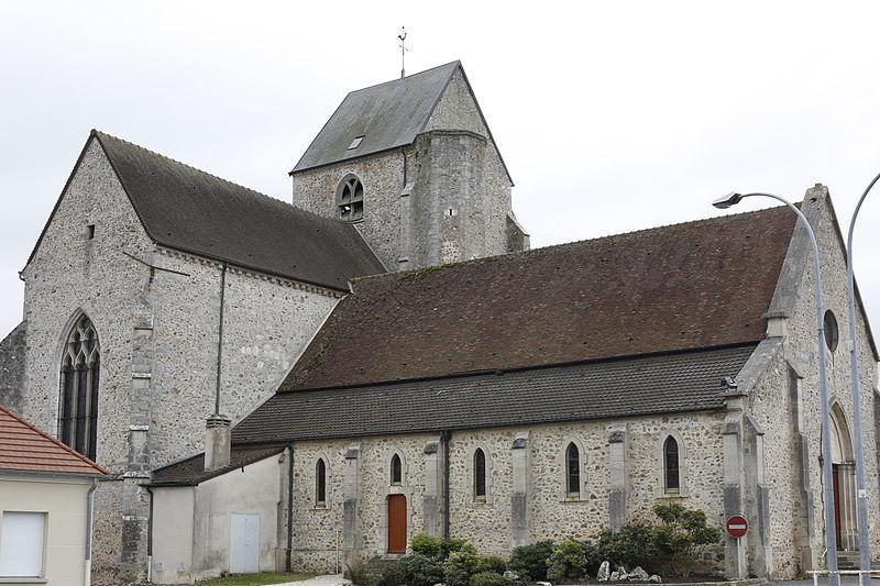 Esternay - Église Saint-Remi