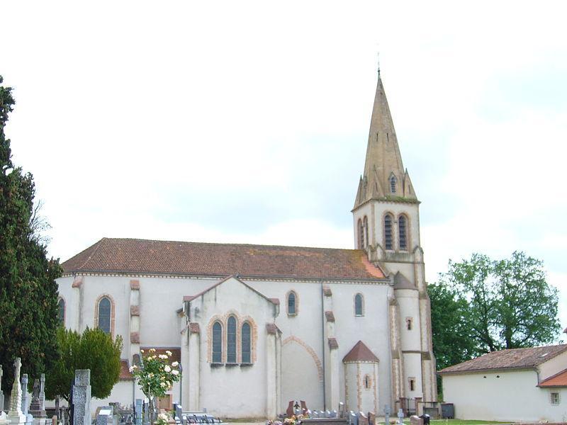 Eglise de Damiatte