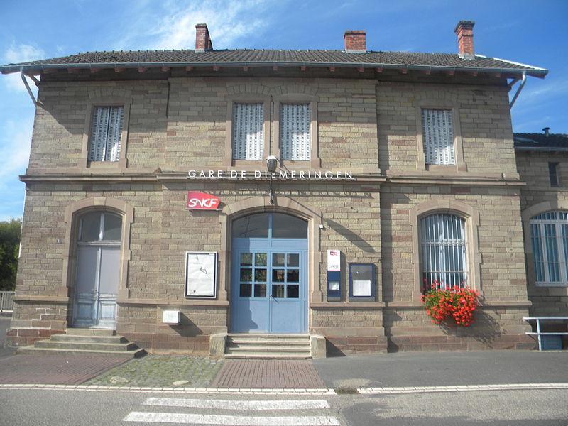 Gare de Diemeringen