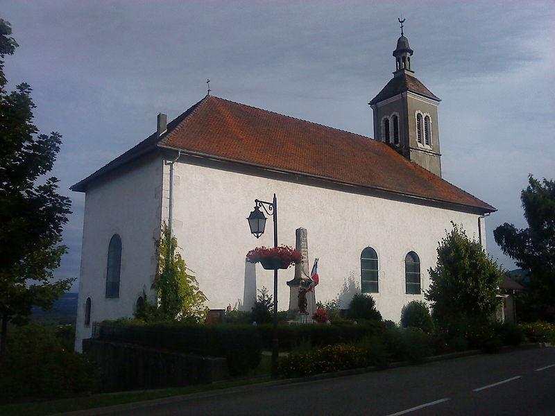 Église Saint-Brice de Farges