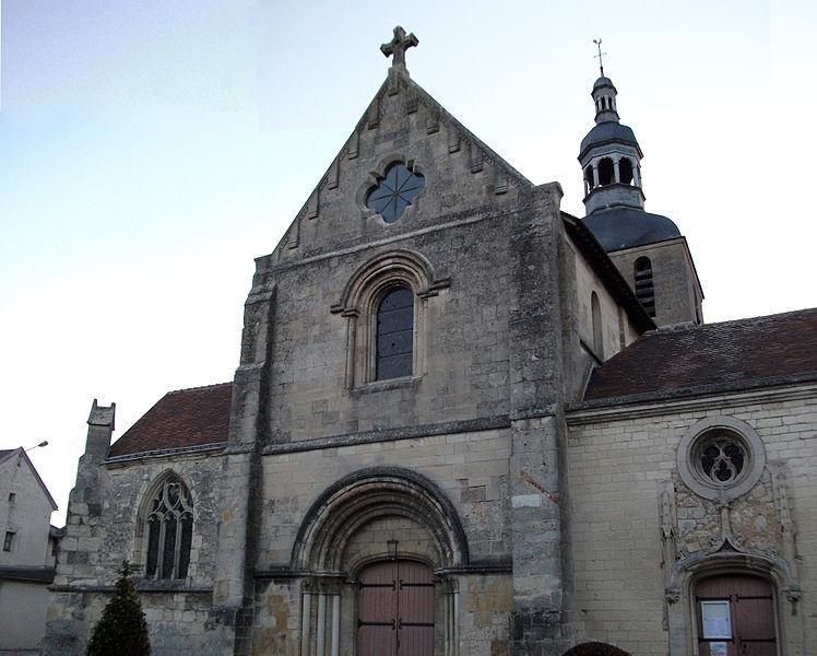 Église Macre de Fismes
