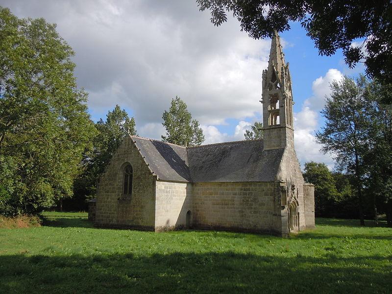 Chapelle Saint Herve de Gourin