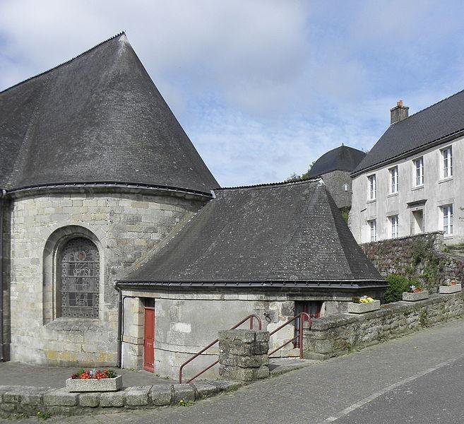 Eglise de Guémené-sur-Scorff