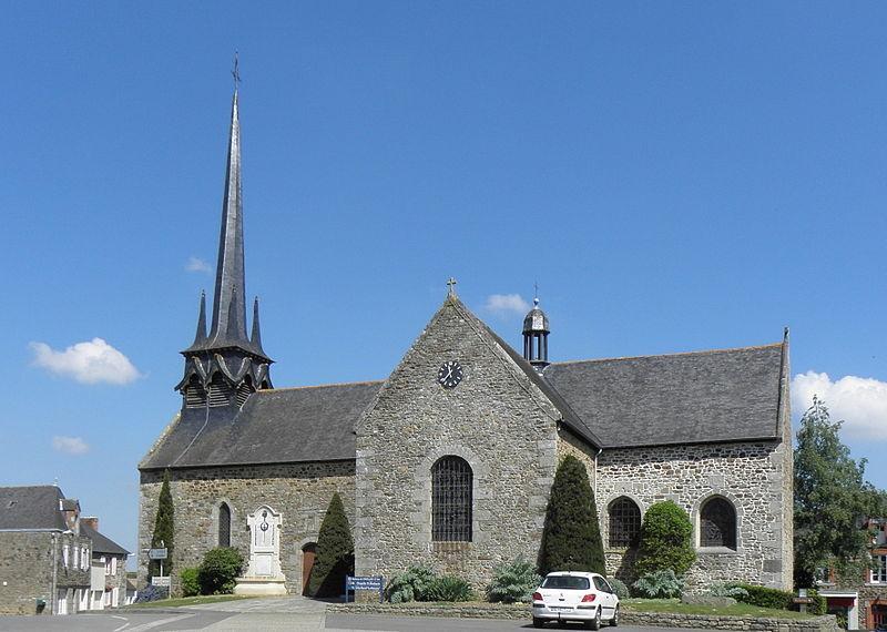 Eglise de Guitté