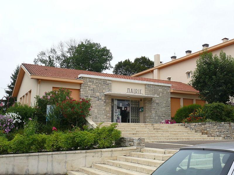 Habas - Mairie