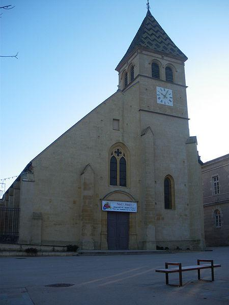 Is-sur-Tille Eglise
