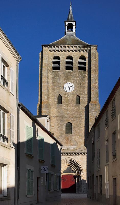 Eglise Saint Etienne de Jargeau
