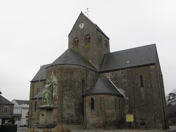 Eglise Javron-les-Chapelles