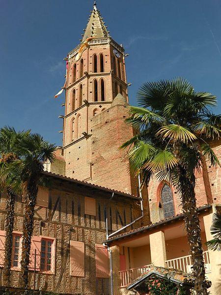 Eglise de Lézat-sur-lèze