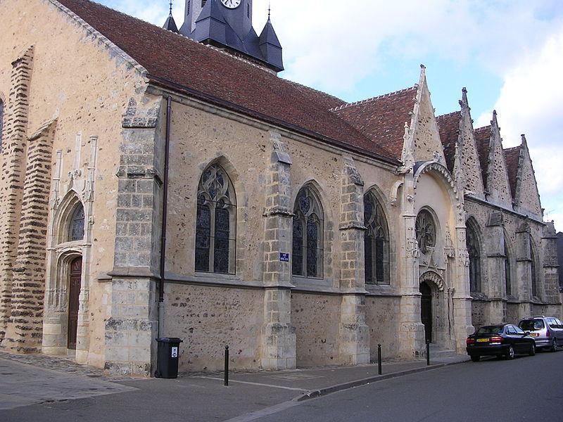 Eglise Saint-Jean-Baptiste de la Bazoche-Gouët