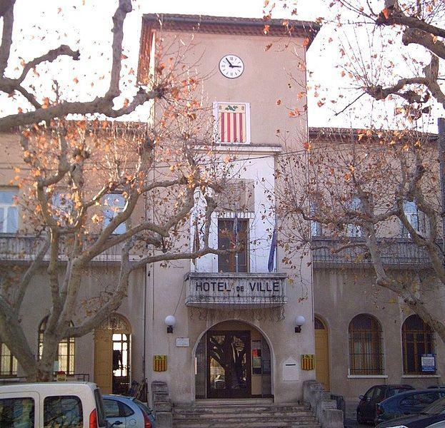 Mairie de La Bouilladisse
