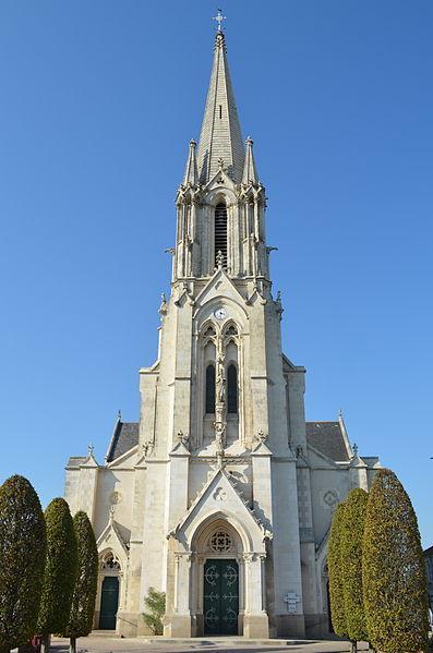 La Chapelle-Basse-Mer - Notre-Dame de l'Assomption
