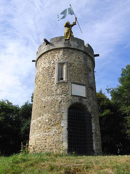 La Chartre-sur-le-Loir - Tour Jeanne d'Arc
