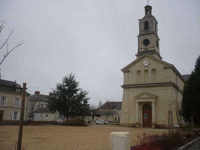 Eglise de La Ménitré