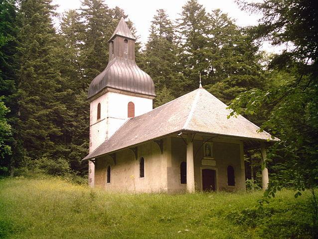Chapelle de Notre-Dame de Mazières à Hauteville-Lompnès
