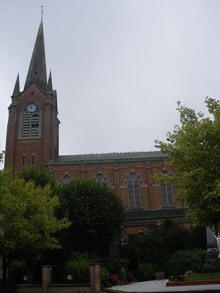 Eglise de Herlies