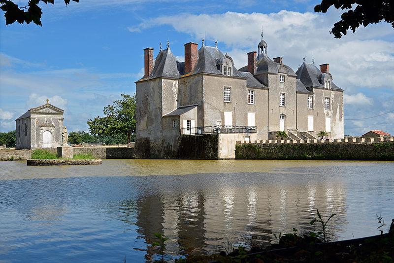 Lege - Chateau de Bois Chevalier