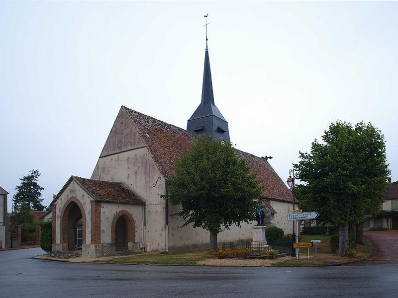 Le Bignon-Mirabeau - Eglise