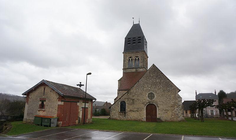 Église Le Breuil