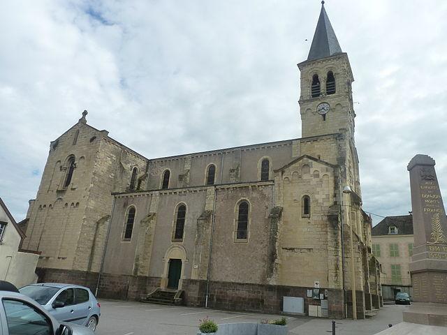 Eglise - Le Donjon