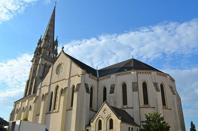Le Loroux-Bottereau - Eglise Saint Jean-Baptiste